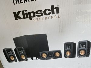 Klipsch Reference Theatre Pack for Sale in Acworth, GA