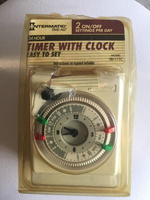 Automatic Timer for Sale in Irving, TX