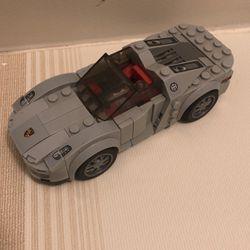 Grey Lego Ferrari for Sale in Moreno Valley,  CA