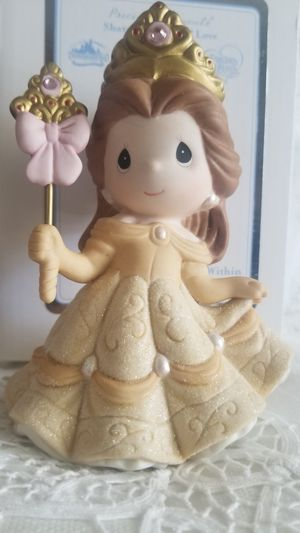 Beauty. Porcelain Bisque Figure. Colletion Princess Disney. for Sale in Celebration, FL
