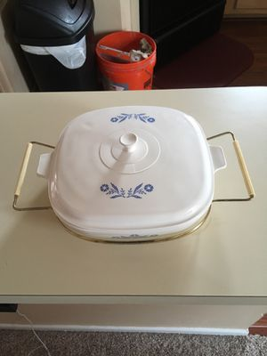 Vintage Pyrex Casserole Dish with Carrier for Sale in Philadelphia, PA