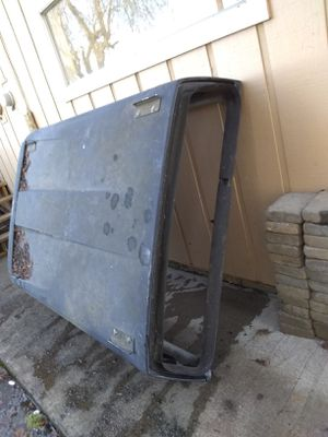 Free canopy for pickup truck for Sale in Portland, OR