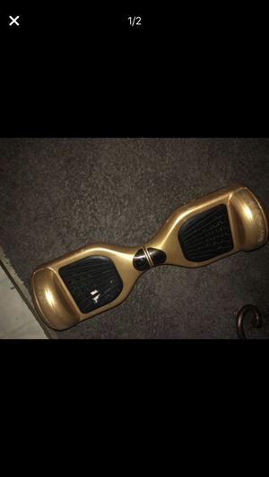 Gold hoverboard for Sale in Baltimore, MD