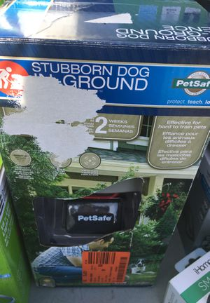 In-ground dog fence for Sale in Chicago, IL