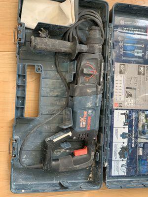 Bosch Hammer Drill for Sale in Brighton, CO