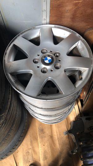 Stock bmw wheels for Sale in Arlington, WA