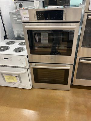 """Bosch Double Wall Oven 27"""" for Sale in West Covina, CA"""