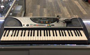 Keyboard vtg Yamaha Portatone PSR 240 Electronic Piano MIDI for Sale in Revere, MA