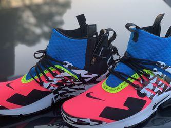 Nike Air Presto Mid Size 14 for Sale in North Port,  FL