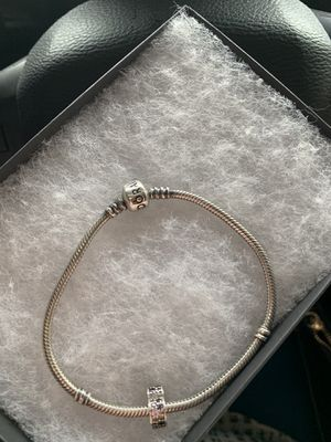 Real pandora large with charm like new for Sale in Miami Gardens, FL