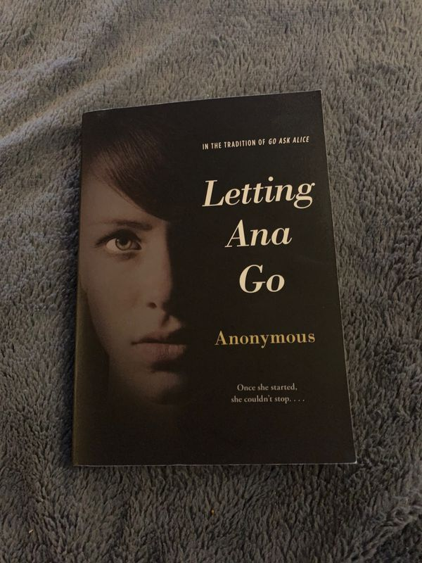 Letting Ana Go, Book