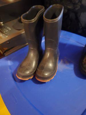 Rain boots size 13 for Sale in Riverside, CA