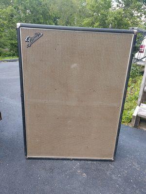 Fender..2-15 Bassman..speaker cab for Sale in Lexington, KY
