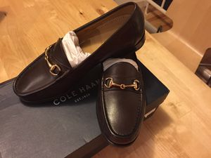 Brand new Cole Haan Ascot ii Bit Loafers sz. 7.5 for Sale in Roselle, IL