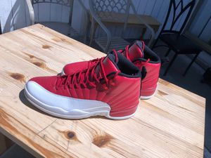 Jordan Retro 12 Gym Red Size 12 for Sale in Los Angeles, CA
