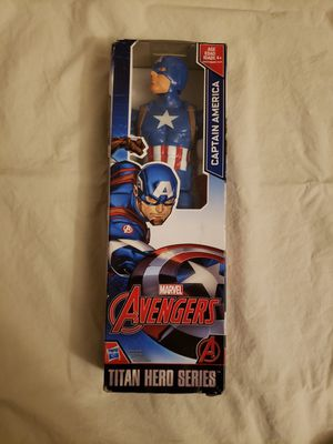 Captain America Avengers Action Figure for Sale in Las Vegas, NV