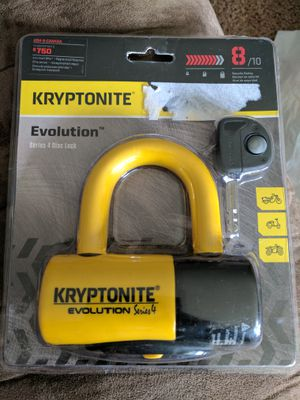 Kryptonite lock for Sale in Minot, ND