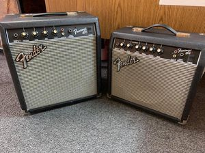 Fender Amplifier for Sale in Union City, CA