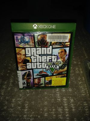 GTA 5 Xbox one and some ps3 and Xbox 360 games. for Sale in Dade City, FL
