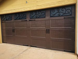 BRAND NEW GARAGE DOORS PRICES DEPEND ON SIZES! for Sale in Phoenix, AZ