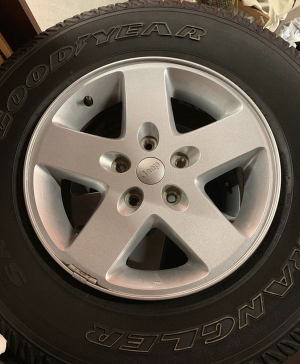 Jeep Wrangler Tires And Rims For Sale In Costa Mesa, CA