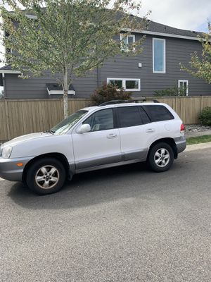 Hyundai Santa fe 2006 in good condition. Anyone interested? for Sale in Tacoma, WA