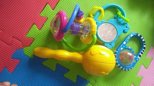 Toys a lot for 3 month plus