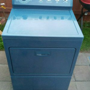 Kenmore Gas Dryer Blue Gray for Sale in Manteca, CA
