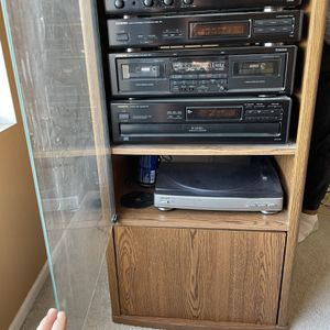 Onkyo Home Stereo System Complete for Sale in Silverado, CA