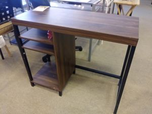 Wood & Metal Desk for Sale in Phoenix, AZ
