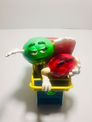 M&M Wild Thing Toy Collectible Candy Dispenser for Sale in Atlanta, GA