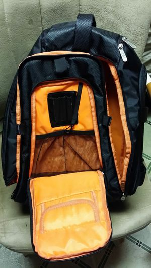 Monoprice DSLR Camera/15.6 inch Laptop Backpack for Sale in Rockville, MD