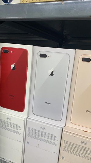 Iphone 8 Plus 64gb Unlocked for Sale in The Bronx, NY