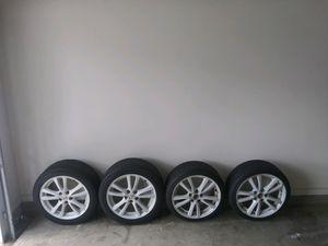 """18"""" Lexus Rims (white) for Sale in Stone Mountain, GA"""