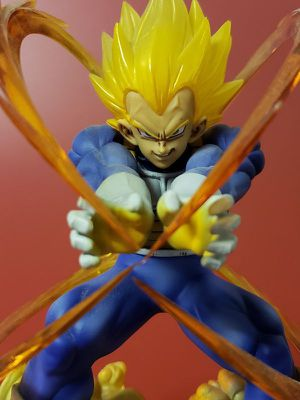Dragon Ball Z Vegeta Action Figure (Rare) for Sale in San Diego, CA