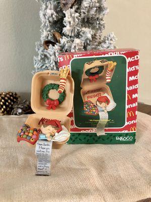 "Vintage Enesco ""McHappy Holidays"" Christmas Ornament for Sale in Redington Shores, FL"