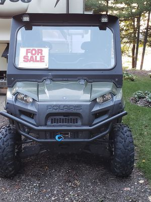 2011 Polaris Ranger Diesel for Sale in Vicksburg, MI