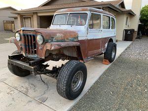 1955 Chevrolet Half-Ton for Sale in Peoria, AZ