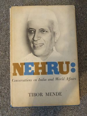 Nehru: conversations on India and world affairs for Sale in Detroit, MI