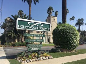2 Cemetery Plots at Hollywood Forever Cemetery for Sale in Los Angeles, CA