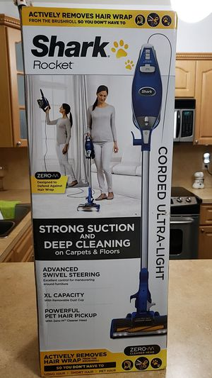 Shark Rocket Zero-M Corded Vacuum for Sale in Biscayne Park, FL