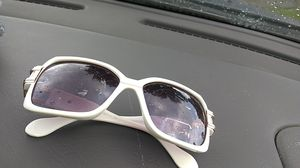 White Cazal Sunglasses for Sale in Detroit, MI