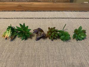 Mini fake succulent for Sale in Chicago, IL