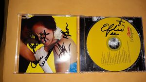 The charms pussycat signed cd for Sale in Weirsdale, FL