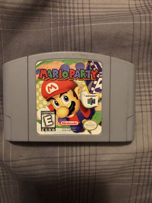 Mario party game for Sale in Salt Lake City, UT