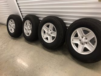 Jeep Gladiator wheels for Sale in Huntersville,  NC