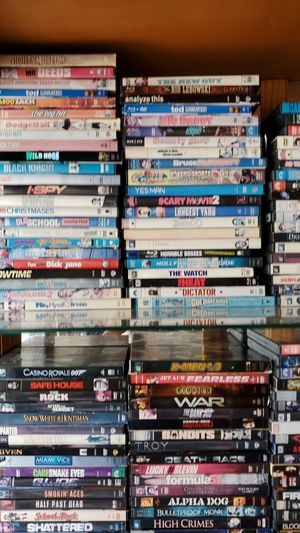 All movies (pick up only) for Sale in Hampton, GA