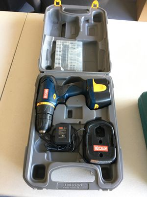 """Ryobi cordless drill 3/8"""" for Sale in Port St. Lucie, FL"""