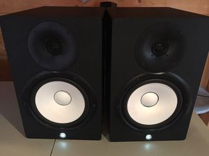 Yamaha HS8 Studio Monitor Speakers for Sale in Hollywood, FL