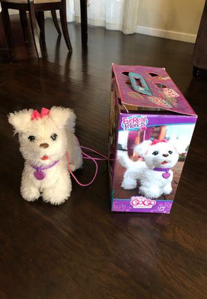 FurReal Friends, Get up & GoGo My Walking Pup for Sale in Mission Viejo, CA